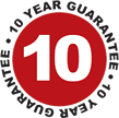 Wentworth Plastics GRP door canopies have a 10 year manufacturers guarantee